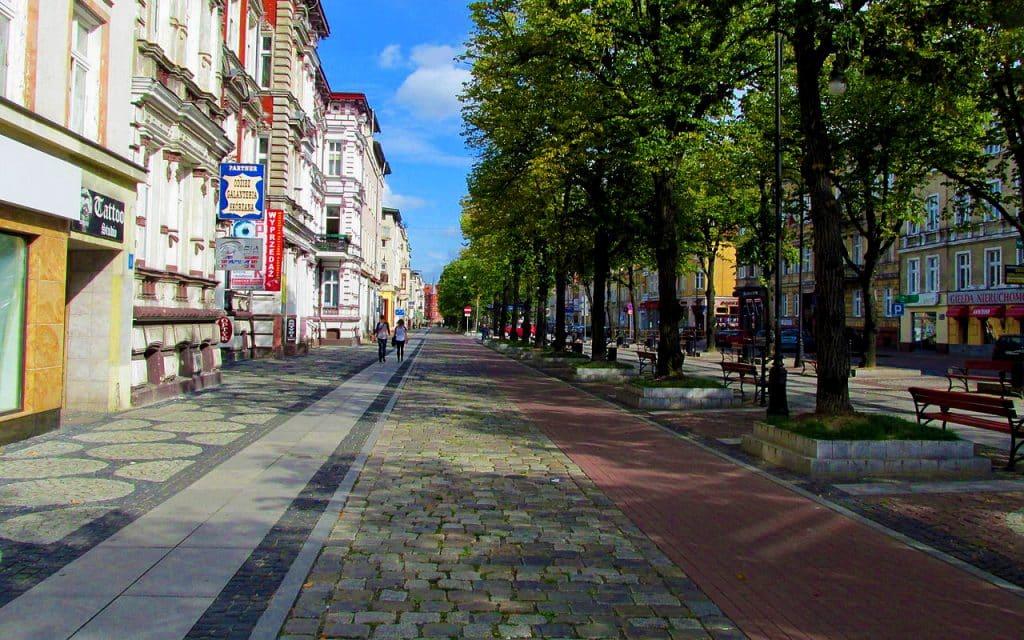 Ciekawe miejsca w Słupsku