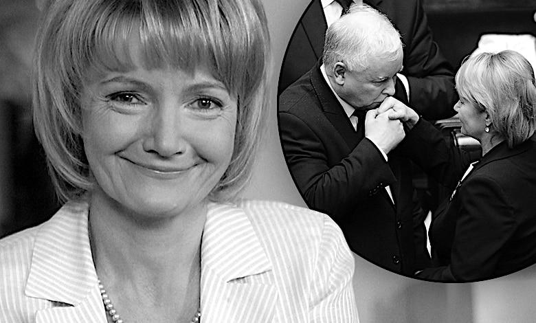 Jolanta Szczypińska nie żyje. Powód śmierci: powikłania