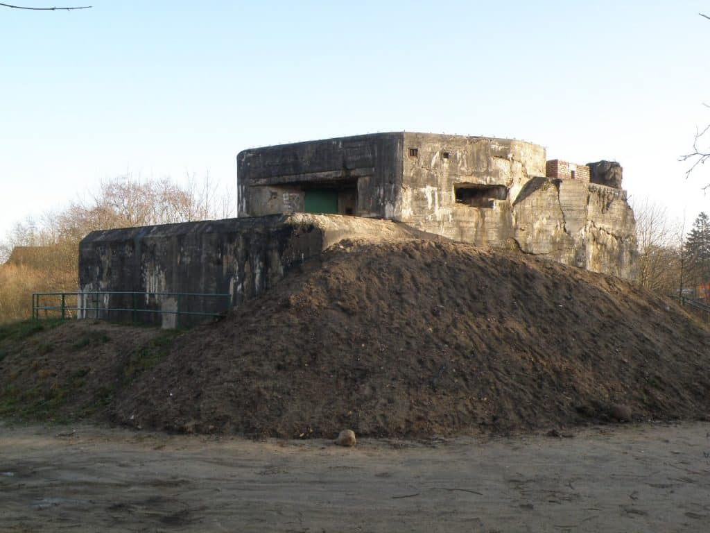 Okolice Słupska: bunkry i Wał Pomorski