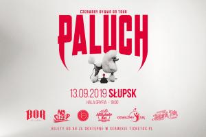 Paluch w Słupsku już 13. września!