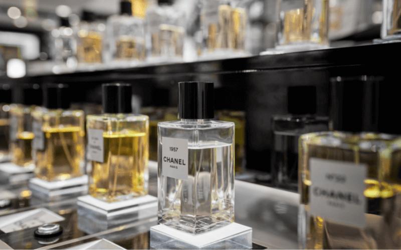 Perfumy chanel.